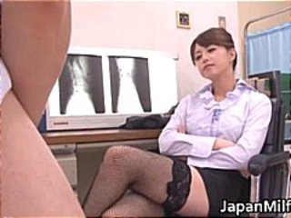Asian Doctor Japanese  Stockings