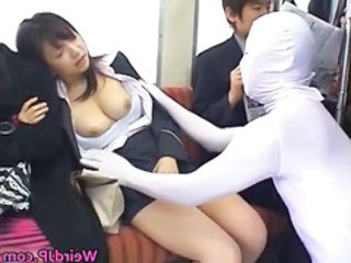 Asian Fetish Japanese Public