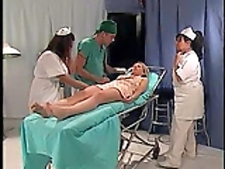 Cancel out Nurses 3 - Hardcore sex membrane -