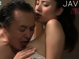 Asian Cute Daddy Daughter Japanese Nipples Old and Young Teen