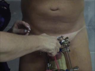 Ms. Sadie Japanese Pony Torture For Sissy Cbt Flogging