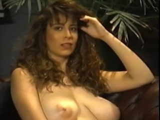 Amazing Big Tits  Natural Pornstar Vintage