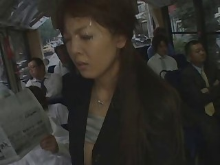 Asian Bus Japanese  Public