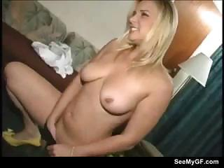 Facialiced girlfriends share amateur video