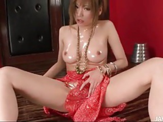 Asian Cute Japanese  Oiled