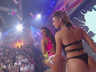 Bikini Brazilian Latina Party