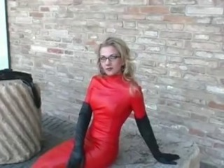 Amateur Glasses Latex  Outdoor