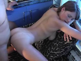 Amateur Anal Doggystyle Russian Teen