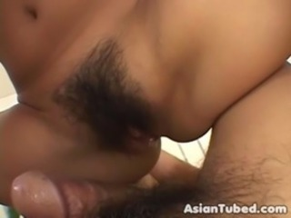 Amateur Asian Hairy Japanese Riding