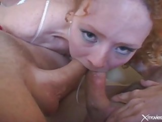 Audrey hollander dp fucked in an rv tubes