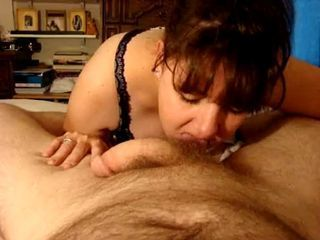 Blowjob European Italian Wife