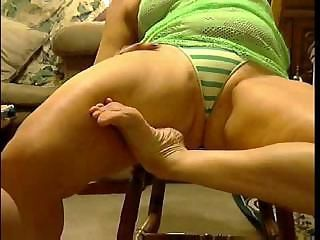 Chubby Legs Mature Panty Webcam