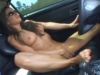 Girlfriend Driving