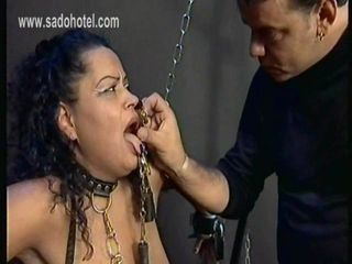 Two sm slaves get experimental humiliated by master pt 2