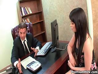 Babe Office Pornstar Secretary