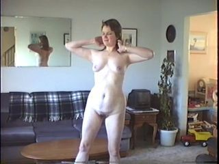 Amateur Mature Stripper