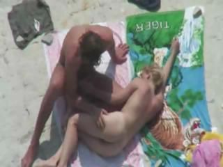 Amateurs Get Caught By The Beach
