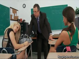 Naughty bookworms lizz tayler & tegan summers