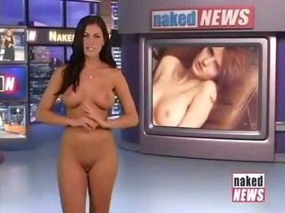 Rachelle Wilde Naked News 11