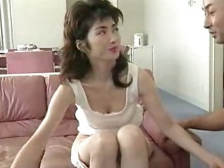 Japanese mother Far   guys Uncensored