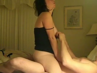Amateur Homemade Mature Nipples Riding Wife