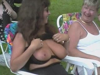 Fun At A Nudist Rally 26