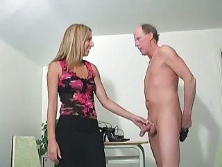 Daddy Handjob Old and Young