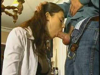 Blowjob European French Teen