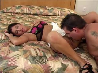 European French Licking Maid