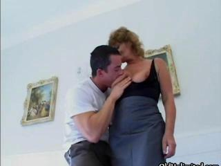 Licking Mature Wife