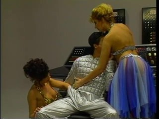 Handjob Threesome Uniform Vintage