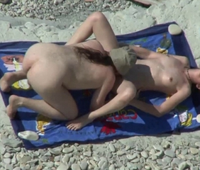 HidCams rus BEACH COUPLE FUCK 17 (1280x690) - NV