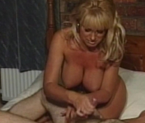 Big Tits Handjob  Natural Vintage