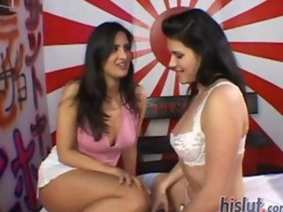 Ava Lauren and Nikki Knoxx are a pair of Banzai Babe