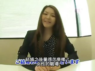 Just before the wedding(censored+ Chinese subtitle)