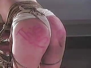 Japanese Girl Spanked and Whipped (1 of 2)