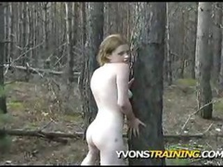 Amateur Nudist Outdoor Teen