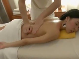 Asian Massage Skinny Teen