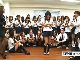 Asian Japanese Party Student Teen Uniform
