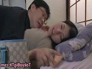 Asian Babe Daddy Daughter Japanese Old and Young