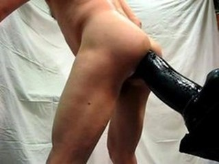 Wild rider of giant dildo 360x100mm insertable lenght