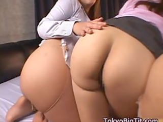 Asian Ass Japanese  Pantyhose
