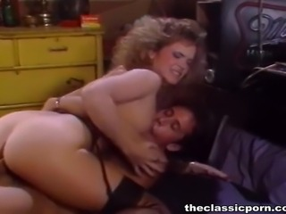 Hot titted damsel best riding session