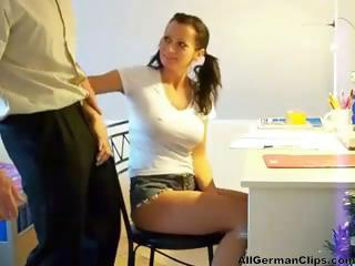 Naughty German Beauty - Bostero  german ggg spritzen goo girls