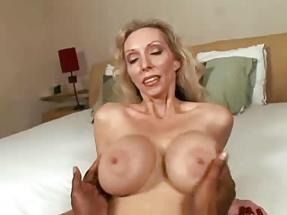 Big Tits Mature Riding
