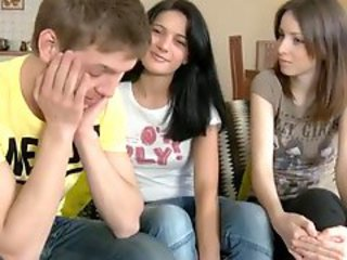 Teen Threesome