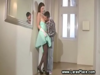 older into stockings dress to kill