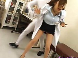 Asian Doctor Fetish Japanese Uniform