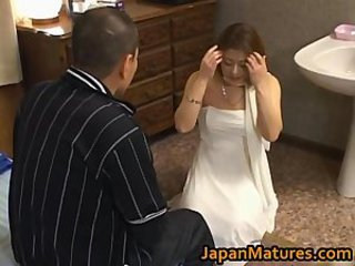 Asian Bride Japanese Uniform