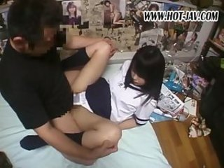 Asian Clothed Japanese Student Teen Uniform